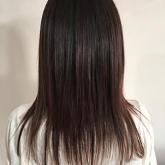 エレガント 髪質改善 髪質改善トリートメント 縮毛矯正 ヘアスタイルや髪型の写真・画像