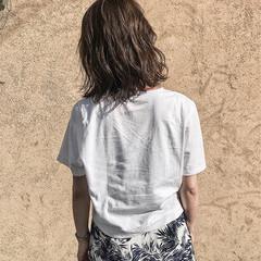 グレージュ アッシュ 外国人風カラー アッシュグレージュ ヘアスタイルや髪型の写真・画像