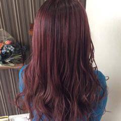 ラベンダーカラー ラベンダー ヘアカラー ラベンダーピンク ヘアスタイルや髪型の写真・画像