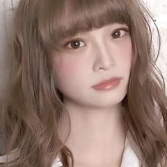 透明感 秋 モテ髪 冬 ヘアスタイルや髪型の写真・画像