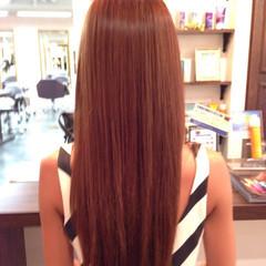 グラデーションカラー ガーリー 渋谷系 ハイライト ヘアスタイルや髪型の写真・画像