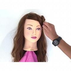 ヘアアレンジ 簡単ヘアアレンジ デート 梅雨 ヘアスタイルや髪型の写真・画像
