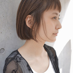 ショート 大人女子 ハイライト 透明感 ヘアスタイルや髪型の写真・画像