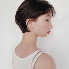 アウトドア エレガント パーマ オフィス ヘアスタイルや髪型の写真・画像