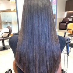 最新トリートメント ロング トリートメント 髪質改善トリートメント ヘアスタイルや髪型の写真・画像