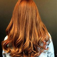 ゆるふわ インナーカラー アンニュイ ガーリー ヘアスタイルや髪型の写真・画像