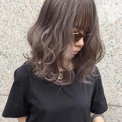 外国人風カラー 外国人風 グレージュ ストリート ヘアスタイルや髪型の写真・画像