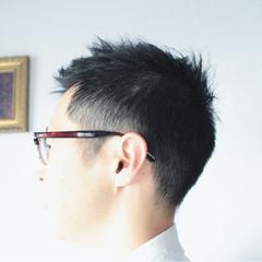 刈り上げ 坊主 ショート メンズ ヘアスタイルや髪型の写真・画像