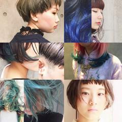 色気 大人女子 モード ミルクティー ヘアスタイルや髪型の写真・画像