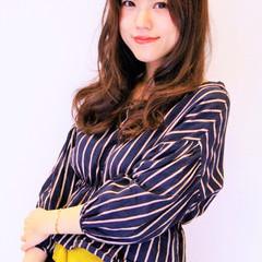 外国人風カラー グレージュ モテ髪 アッシュ ヘアスタイルや髪型の写真・画像