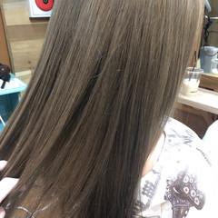 ダブルカラー ナチュラル 外国人風カラー ハイライト ヘアスタイルや髪型の写真・画像