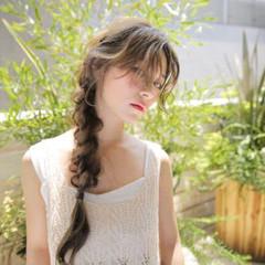 大人女子 ヘアアレンジ 外国人風 かわいい ヘアスタイルや髪型の写真・画像