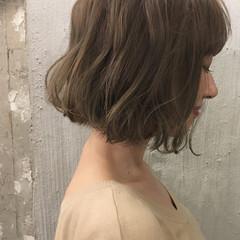 女子会 涼しげ 色気 リラックス ヘアスタイルや髪型の写真・画像