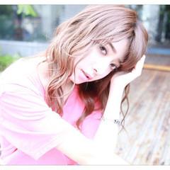 ヘアアレンジ アンニュイ 透明感 外国人風 ヘアスタイルや髪型の写真・画像