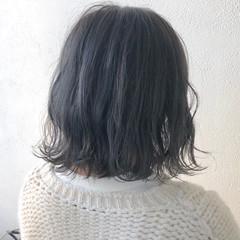 ボブ ヘアアレンジ 簡単ヘアアレンジ アンニュイほつれヘア ヘアスタイルや髪型の写真・画像