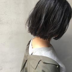 ナチュラル 抜け感 アッシュ 大人かわいい ヘアスタイルや髪型の写真・画像
