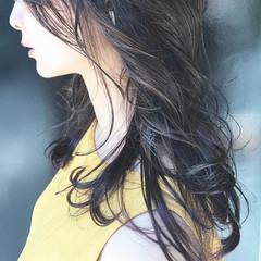 モード ナチュラル イルミナカラー リラックス ヘアスタイルや髪型の写真・画像
