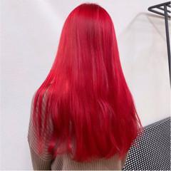 ハイトーン 派手髪 ギャル ストリート ヘアスタイルや髪型の写真・画像