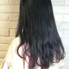 デート グレージュ ロング ヘアアレンジ ヘアスタイルや髪型の写真・画像