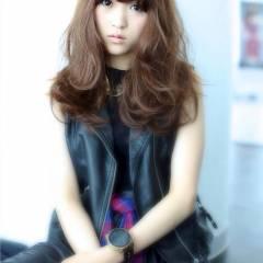モテ髪 ガーリー 大人かわいい ゆるふわ ヘアスタイルや髪型の写真・画像