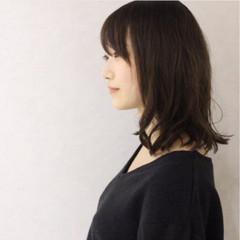 大人女子 パーマ 小顔 グレージュ ヘアスタイルや髪型の写真・画像