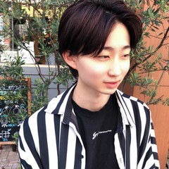 ストリート メンズショート かりあげ メンズヘア ヘアスタイルや髪型の写真・画像