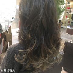 外国人風 ガーリー ヘアアレンジ ロング ヘアスタイルや髪型の写真・画像