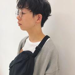 メンズヘア ショート メンズマッシュ ナチュラル ヘアスタイルや髪型の写真・画像