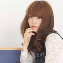 ゆるふわ モテ髪 大人かわいい コンサバ ヘアスタイルや髪型の写真・画像
