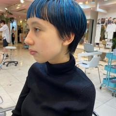 ショート 大人ショート マッシュショート モード ヘアスタイルや髪型の写真・画像
