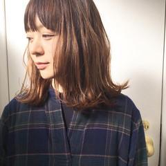 アッシュベージュ ヌーディベージュ ミルクティーベージュ ショートボブ ヘアスタイルや髪型の写真・画像