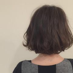 レイヤーカット ボブ 外国人風 ハイライト ヘアスタイルや髪型の写真・画像