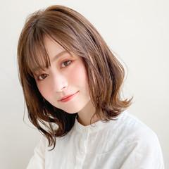 大人かわいい デジタルパーマ ナチュラル ゆるふわパーマ ヘアスタイルや髪型の写真・画像