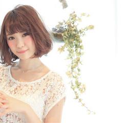 ヘアアレンジ 小顔 大人かわいい 似合わせ ヘアスタイルや髪型の写真・画像