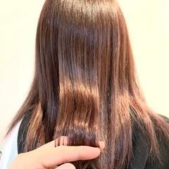 大人可愛い ミディアム 透明感カラー ブリーチ ヘアスタイルや髪型の写真・画像