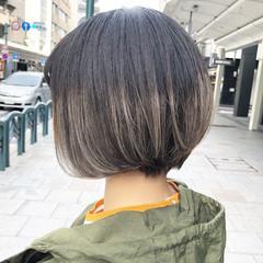モード ブリーチオンカラー 外国人風カラー インナーカラー ヘアスタイルや髪型の写真・画像