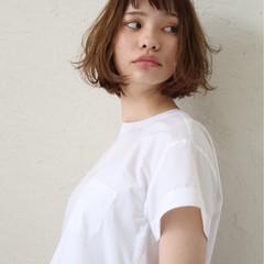 ハイライト 外国人風 かわいい ゆるふわ ヘアスタイルや髪型の写真・画像