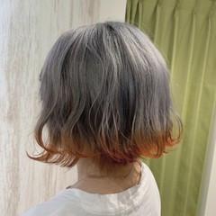 リアルサロン ミディアム ナチュラル可愛い 圧倒的透明感 ヘアスタイルや髪型の写真・画像