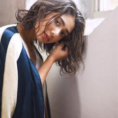 ボブ ダブルカラー 外国人風カラー ガーリー ヘアスタイルや髪型の写真・画像