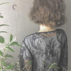 ハイライト デート アンニュイ 雨の日 ヘアスタイルや髪型の写真・画像