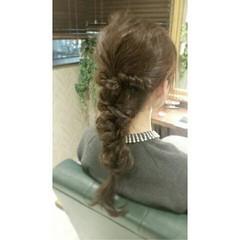 ヘアアレンジ フェミニン 大人女子 ゆるふわ ヘアスタイルや髪型の写真・画像