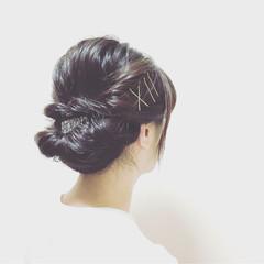 大人女子 ショート ロング 黒髪 ヘアスタイルや髪型の写真・画像