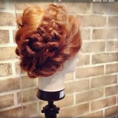 ゆるふわ モテ髪 大人かわいい ヘアアレンジ ヘアスタイルや髪型の写真・画像