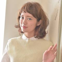 ゆるふわ ストリート 外国人風 インナーカラー ヘアスタイルや髪型の写真・画像
