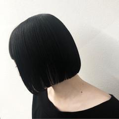 モード ショートヘア 外国人風 デート ヘアスタイルや髪型の写真・画像