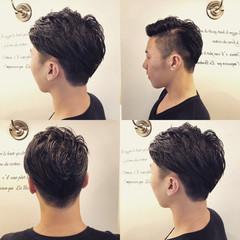 ショート ストリート 坊主 メンズ ヘアスタイルや髪型の写真・画像