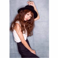 パンク 波ウェーブ 外国人風 ストリート ヘアスタイルや髪型の写真・画像