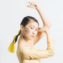 ヘアアレンジ ヴィーナスコレクション モード ヘアメイク ヘアスタイルや髪型の写真・画像