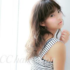 ピュア ストリート 外国人風 大人かわいい ヘアスタイルや髪型の写真・画像
