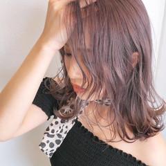 ブリーチカラー 髪質改善カラー 髪質改善 髪質改善トリートメント ヘアスタイルや髪型の写真・画像